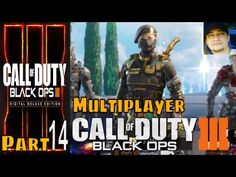 Call of Duty Black Ops 3 Part 14 Multiplayer - YouTube