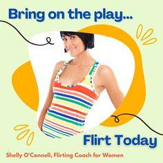 Flirting, Coaching, Finding Yourself, Bring It On, Relationship, Bra, Life, Fashion, Training
