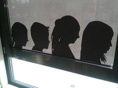 Silhouet thema fotografie