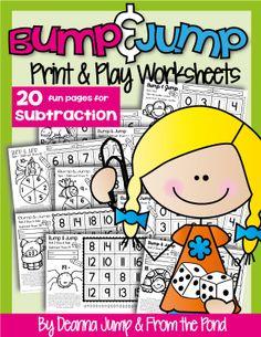 Bump Jump Subtraction $