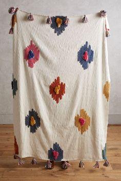 Centrale Throw Blanket