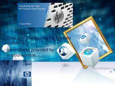hp-proliant-servers-stocks-by-eoptionsonline by eoptionsonline via Slideshare