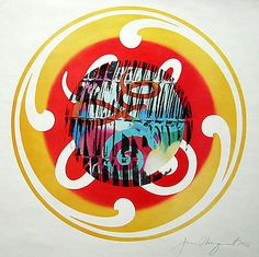 Circles of Confusion by James Rosenquist Modern Art, Contemporary Art, Pop Art Artists, Popular Culture, Abstract Expressionism, Art World, Word Art, All Art, Confusion