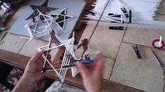 ruličky z papíru návod na aukvrtačku - YouTube