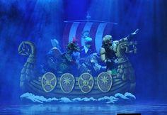 """costume design dirk zilken dzd for AIDA """" Siegfried-die wahre Geschichte """" Comedy Show"""