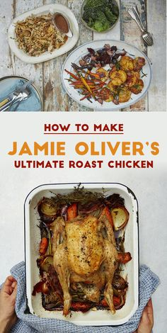 <b>Mouthwatering tips for the best roast ever.</b> Jamie Oliver writes exclusively for BuzzFeed Life.