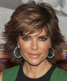 View hair styling tips for Lisa Rinna's hairstyles. Description from gvenny.com. I searched for this on bing.com/images