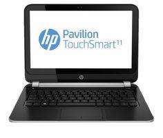 HP Pavilion TouchSmart 11-e001sa 11.6-inch Notebook (AMD Dual-Core A4 1GHz