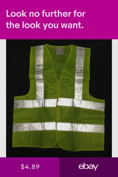 BLACK Hi Vis vest OFFICIAL PHOTOGRAPHER Vest Waistcoat Safety Vest Plus a Brook Hi Vis UK Discount Code for your next order