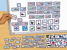 Blends Phonics Magnets at Lakeshore Learning