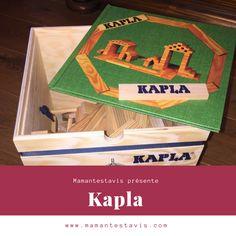 Un très beau concours Kapla est là pour vous gâter. Une malette comprenant 280 planchettes est à gagner Bonne chance https://www.mamantestavis.com/2017/04/concours-et-test-kapla/