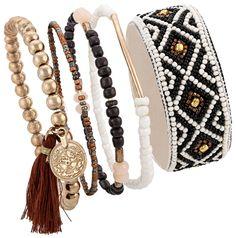 Boho Armbänder bei Bijou! #EuropaPassage #EuropaPassageHamburg #style #fashion #mode #trend #accessoires