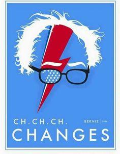Bernie Bernie Bernie #feelthebern hahah this is awesome.
