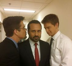 Sonny,Ric,and Michael