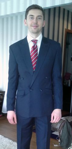 T4L Review - Custom made Suit in Fabric Zocca!  Configure your own at http://www.tailor4less.com/en/men/custom-suits/configure