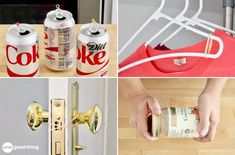 10 Uses For Rubber Bands That Make Life Easier Non Slip Hangers, Plastic Hangers, Fun To Be One, Cool Things To Make, Good Things, Large Rubber Bands, Arm Pit Stains, Recycled T Shirts, Everyday Items