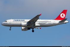 TC-JPY Turkish Airlines Airbus A320-214