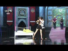 [댄싱9/Dancing9 Ep.3] 김홍인&김분선 / Rolling in the Deep - YouTube