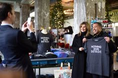 Somerset Collection CityLoft opens for holidays near Campus Martius in downtown Detroit | MLive.com