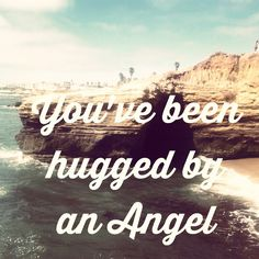 Choose to spread love and hugs today #angel #quotes #inspiremecafe #inspiremecomm