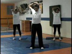 ALONGAMENTO - Tem que fazer antes de qualquer exercício.