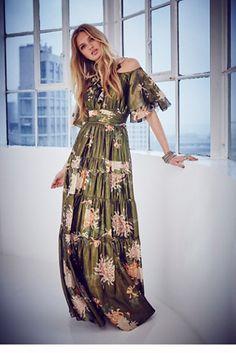 27e530e214f2a6 Womens CECILY DRESS - Bohemian Summer Fashion Trend 2017 Boho Fashion