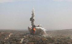 """अमेरिका ने गिराया अफगानिस्तान पर सबसे बड़ा गैर-परमाणु """"मदर ऑफ ऑल बम्स"""""""