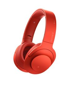 The bold, wireless headphones in Sony's latest collection come in black, blue, red, pink, and yellow and are equipped with noise-canceling technology. Learn more about this and other impressive products from CES 2016.