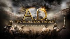 I just finished day 3 of the @YouVersion plan 'A.D. The Bible Continues: Episode 10'. Check it out here: