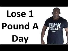 How to Lose Weight Fast (Like a Pound a Day) At Home - NO EXCUSES! - YouTube