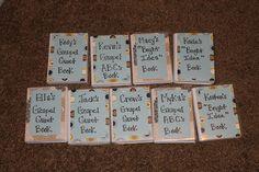 LDS Quiet Books