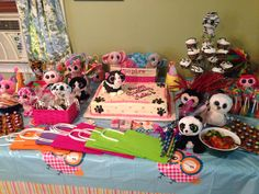 4 Most Creative Beanie Boo Birthday Party Ideas  - Ty introduced Beanie Boos in June 2009. These cuties are the same with the well-known Best Selling Amazon Beanie Babies but the only difference is tha... -  c934cce2af174c7c4a2209a39a3bbd74 .
