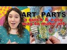 Your Creativity Coach: What are Art Parts? - YouTube