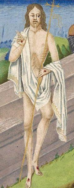 Résurrection du Christ (detail), Evangéliaire, 1450-1460, @Abbeville, BM, 370, f.160v Christ, Tarot Decks, Medieval, Detail, Pictures, Painting, Art, Photos, Art Background