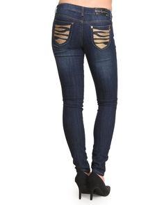 Love this Studded Tiger Back Pocket Skinny Jean on DrJays and only for $20.99. Take 20% off your next DrJays purchase (EXCLUSIONS APPLY). Click on the image above to get your discount.