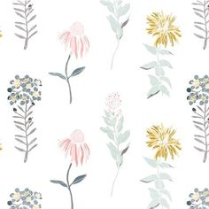 crispin by lynn clark design.  lynn's    hand drawn designs are classic, timeless and romantic. www.lynnclarkdesign.com #surfacedesign #patterns