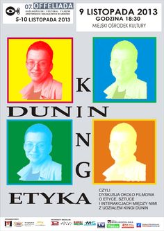 Meet Kinga Dunin! / Spotkanie z Kingą Dunin