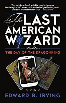 Just a really fun, humorous and entertaining book. Completely different and unusual in a good way. Not quite sure how to describe this book. Political satire, magical post apocalyptic, science fict…