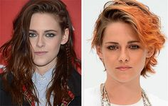 It's no longer about a simple trim for these celebs who are going for a complete make-over of their usual looks and upping the shock factor.