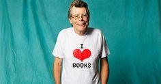 9 libros que te recomienda Stephen King