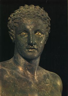 freakyfauna: The Youth from Atikythera, 340 B.C. From a publication by the National Archeological Museum of Athens.