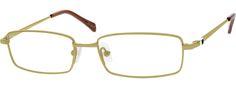Men's Gold 5293 Pure Titanium Full-Rim Frame | Zenni Optical Glasses-6PhukEb9