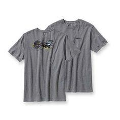 Patagonia Men's Woolly Bugger T-Shirt