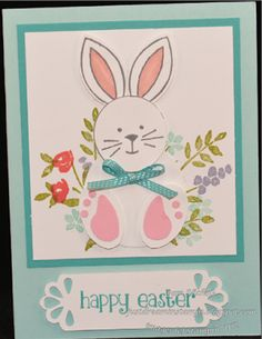 Just Dreamin' Stamps: Easter Blog Hop
