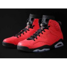 los angeles 158e5 52050 Air Jordan 6 Toro Infrared 23 Authentic