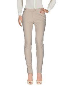 BLUGIRL BLUMARINE Women's Casual pants Light grey 10 US