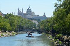 Palacio Real desde el Manzanares