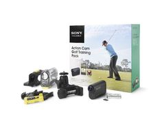 Black Friday 2014 Sony HDR-AS15GOLF Action Video Camera, Golf Training Pack (Black) from Sony Cyber Monday