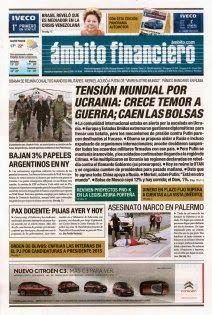 OpinionPublicaSantafesina(ops): diarios de la argentina hoy 4 de marzo