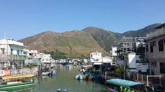 Tai O Fishing Village, Lantau Island, Hong Kong